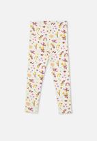 Cotton On - Fleece legging - vanilla
