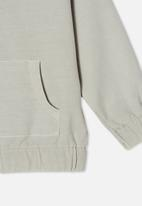 Cotton On - Angelica half zip jumper - grey