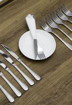 Sixth Floor -  Steak knife set - silver