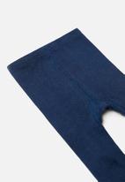 MANGO - Minileo stockings - navy