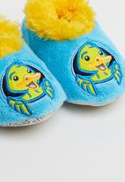 snoozies!® - Baby duckie pairables - blue