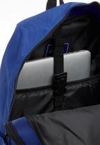 Aca Joe - Mens aca joe printed backpack - blue