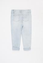 Cotton On - India slouch jean - light blue
