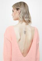 Glamorous - Lara jumper - pink