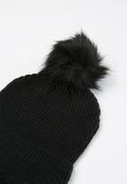 Call It Spring - Saviel beanie - black