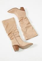 Madden Girl - Jackie boot - tan