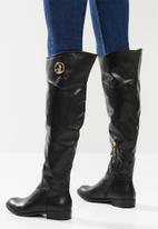 POLO - Emma riding long boot - black