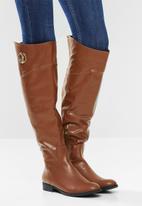 POLO - Emma riding long boot - brown