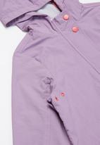 Ruby Tuesday - Digger unlined jacket - purple