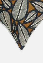 Hertex Fabrics - Karina cushion cover - oyster