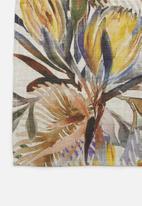 Hertex Fabrics - Sugarbush napkins set of 4 - earth