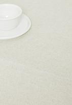 Hertex Fabrics - Linen tablecloth - yale