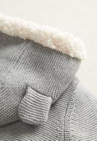 MANGO - Jamie coat - grey
