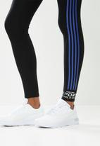 SISSY BOY - Basic leggings with wide yokes - black