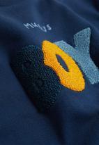 MANGO - Jon sweatshirt - navy