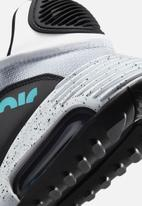 Nike - Air Max 2090 - white/turf orange-black-aquamarine