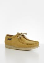 Grasshoppers - Tint suede - tan