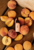 lelive. - save our skin (sos) - peach + aloe aha/bha exfoliator.