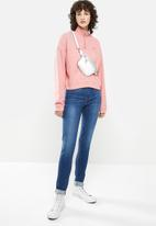 Levi's® - Pom quarter zip - pink