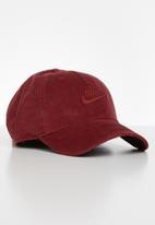 Nike - U nsw h86 futura corduroy - red