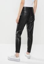 Levi's® - 720 faux leather ankle - black
