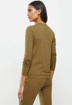 STRONG by T-Shirt Bed Co. - Ladies basic - moss