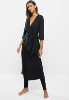STRONG by T-Shirt Bed Co. - Maxi gown - black