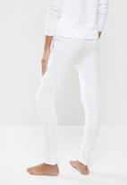 STRONG by T-Shirt Bed Co. - Ladies jogger - white