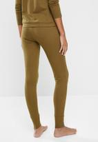 STRONG by T-Shirt Bed Co. - Ladies jogger - moss