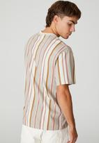 Cotton On - Downtown T-shirt - ivory