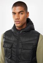 Brave Soul - Academy jacket - black