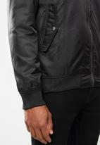 Brave Soul - Arloblk jackets - black