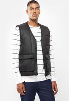 Brave Soul - Kelvin jacket - black