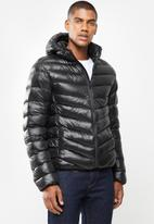 Brave Soul - Grantshine jacket - black