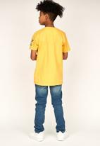 Ripstop - Simba printed tee - yellow