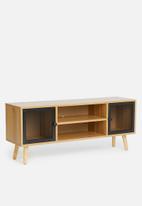 Calasca - Fine living - revere tv unit - 2 door
