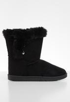 Superbalist - Casey slipper - black