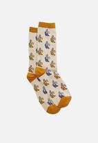 Typo - Mens novelty socks - multi