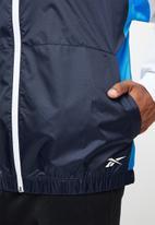 Reebok - Myt woven jacket - navy