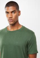 Factorie - Slim T-shirt - green
