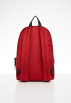 GUESS - Central backpack - red & black