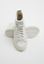 Diesel  - S-astico mid lace wmns - star white