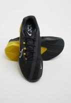 Nike - React metcon turbo - dk smoke grey/white-bright citron-hasta