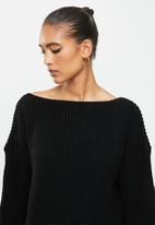 Glamorous - Lara jumper - black