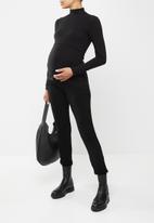 Superbalist - Easy fitting jogger - black