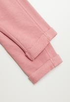 MANGO - Mires trousers - pink