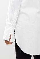 Superbalist - Oversized shirt - white
