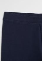 MANGO - Elio leggings - navy