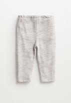 MANGO - Rum trousers - grey