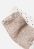 MANGO - Ted socks 2-pack - multi